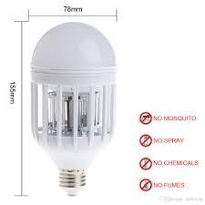 no bug light bulb mosquito killer led bulb 220v 15w led bug zapper l e27 insect
