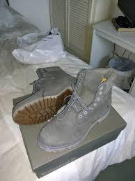 mens timberland boots grey uk 9 in plaistow london gumtree