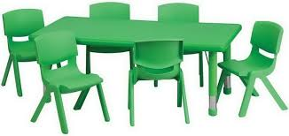 Kids Activity Desk And Chair by Daycare Tables And Chairs Marceladick Com
