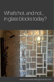 glass block designs for bathrooms 239 best glass block showers images on pinterest glass block