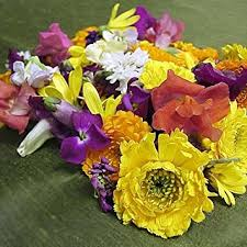 edible flowers s assorted edible flowers 40 50 ct grocery