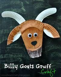 Billy Goat Meme - three billy goats gruff craft i heart crafty things