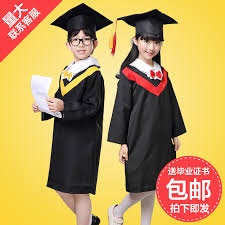 kindergarten cap and gown usd 24 13 dr kids clothes elementary school kindergarten dr