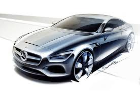 concept mercedes video mercedes concept s class coupe previewed