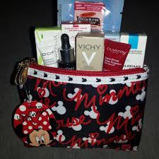 high end gift baskets find more bnwt minnie mouse travel makeup bag with high end