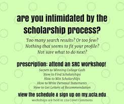 ucla scholarship resource center home facebook