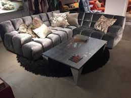 big sofa 100 bigsofa noelia hellgrau 240x145 cm inklusive kissen