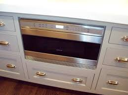 kitchen island with microwave drawer kitchen with wolf microwave drawer built into island kitchen