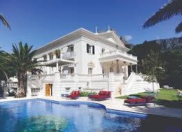 the enigma mansion in cape town africa is one of the most