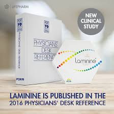 Physician S Desk Reference Laminine Supplement Clinical Study Results Anti Aging