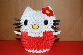 cara membuat origami hello kitty 3d hello kitty origami 5947549 114search info