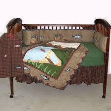 Golf Crib Bedding Fishing Crib Bedding For The Baby 3 Pinterest Quilt