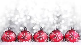 Christmas Decorations Red And Silver Christmas And Holiday Season Specix