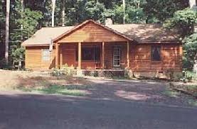 one story log cabin floor plans log home plans less than 1000 square of living space