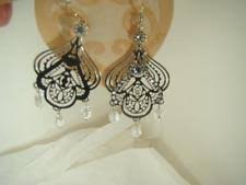 Wire Chandelier Earrings 1 Brighton Chandelier Fashion Earrings Ebay