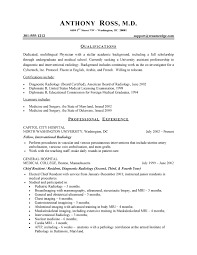 Resume Header Examples by Physician Resume Sample Health Care Sample Resumes