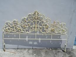 iron headboard king senalka