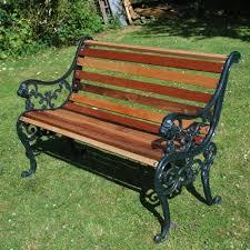 Cast Bench Ends Bcp Outdoor Patio Garden Bench Park Yard Furniture Cast Iron