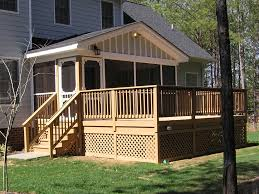 Screened In Patio Designs by Captivating Home Exterior Design Showcasing Screened In Porch