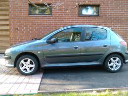peugeot 206 trendy 1 4 hdi 5d hatchback 2007 used vehicle