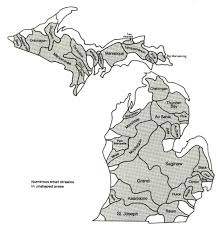 Michigan rivers images Lakes rivers and wetlands JPG