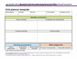 lesson plan template qld 39 best unit plan templates word pdf template lab