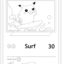 pokemon cards printable coloring pages cooloring coloring pages