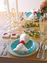modern christmas table settings modern holiday crafts projects sunset