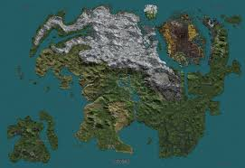 Solstheim Map 3d Fantasy Map By Milan Vasek Imaginarymaps