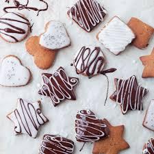 lebkuchen traditional german christmas cookies homemade festive