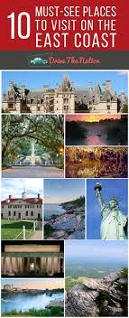 best 25 east coast travel ideas on east coast