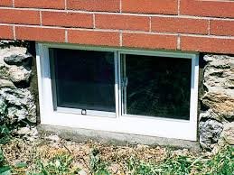 Replacing A Basement Window by Our Everlast Vinyl Basement Replacement Windows