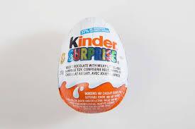 egg kinder kinder egg is back sort of houston chronicle