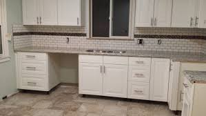 tile accents for kitchen backsplash kitchen graceful kitchen backsplash subway tile with accent