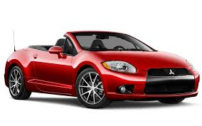 2012 mitsubishi eclipse spyder reviews and rating motor trend