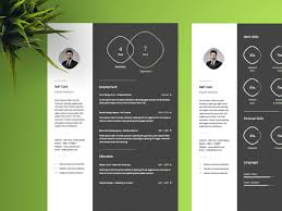resumes templates free download 4 page resume template download