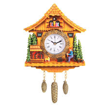 Cuckoo Clock Kit Amazon Com Swiss Cottage Clock Home U0026 Kitchen