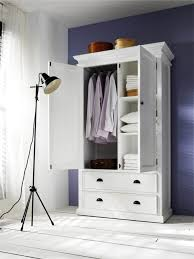 hang clothes in your armoire wearefound home design