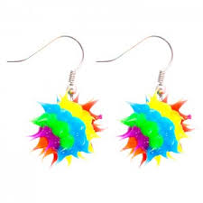 feather earrings for kids earrings frogsac kids jewelry
