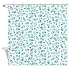 Shabby Chic Shower Curtains Shabby Chic Shower Curtain Oh So Girly