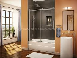 Clean Soap Scum Off Shower Door by How To Clean Bathroom Glass Shower Doors Industrial Bathroom By