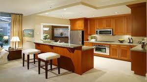 l shaped kitchen ideas small designs with island beige solid wood