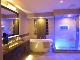 Bathroom Lighting Ideas Ceiling Marvelous Led Bathroom Lighting Skri Me