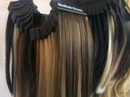 easilocks hair extensions with shane o sullivan founder of easilocks floralesque