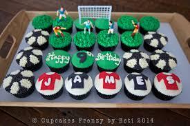 football cupcakes football cupcakes cupcakes frenzy