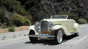 gooding u0026 company the clark gable 1935 duesenberg model jn