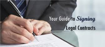 Power Of Attorney Financial Responsibility by Your Guide To Signing Legal Contracts Lawdepot Blog