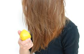 how to highlight your hair with lemons 7 steps with pictures
