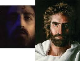 real jesus painting krogen co