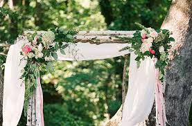 Michaels Wedding Arches Tiz And Michael U0027s Wedding Southern Blooms Pats Floral Designs
